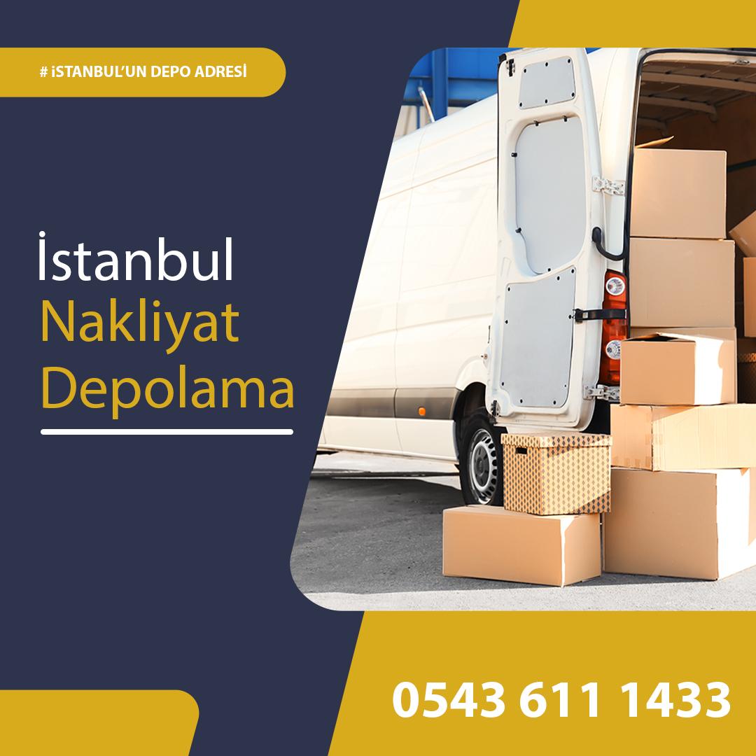 İstanbul Nakliyat Depolama