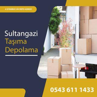 Sultangazi Ofis Taşıma